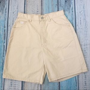 Vintage Lee high waisted shorts